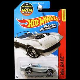 Hot Wheels Corvette Grand Sport Roadster , Fast Furious