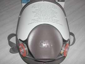 6800 mascara facial de cara completa marca 3M