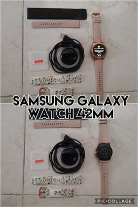 Samsung Galaxy watch 42mm Rose gold usado