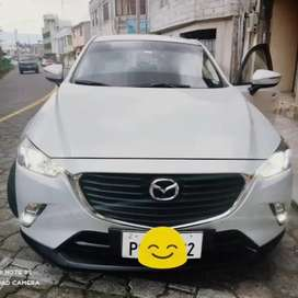 Mazda cx3 año 2018 perfecto estado único dueño
