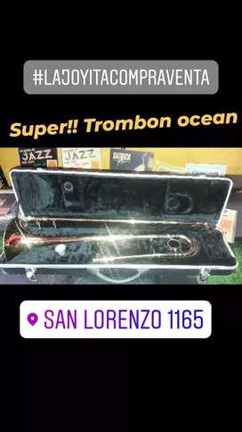 Trombon ocean