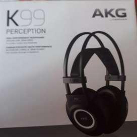 Auriculares AKG K 99 PERCEPTION