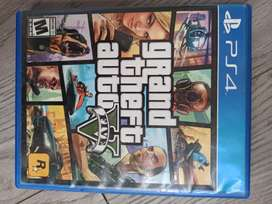 GTA V Grand theft Auto V para Ps4