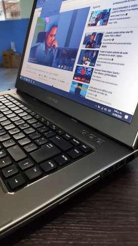 Dell Intel i7 corporativo 8GB de ram tarjeta gráfica Radeon  HD 7670M y Intel integrada 4000 disco duro sólido 100%