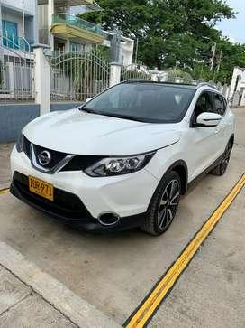 Nissan Qashqai 2017 Exclusive 4x4 automatica 75.000.000