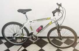Bicicleta Tomaselli Shimano Mtb Rod 26