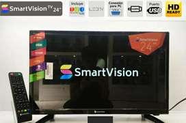 """Tv Smartvision 24"""""""