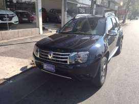 RENAULT DUSTER LUXE 2.0 4X4 2013 CON 101000KM