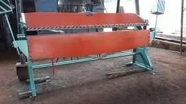 En Fabricacion Dobladora de tool de 2.45 metros cap de dobles 2 .m.m