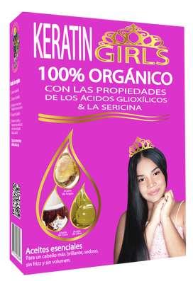 Keratina Alisadora Para Niñas Keratin Girls LM