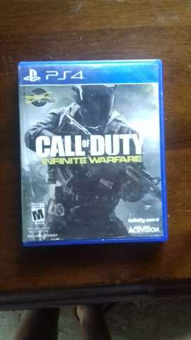 CALL OF DUTY, infinite warfare