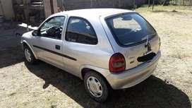 Vendo Corsa Wind 2002 1.7