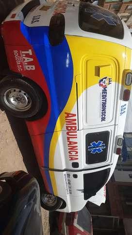 Se vende ambulancia
