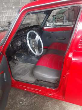 Vendo camioneta chevrolet luv año 1977 matrícula al dia  precio 3700