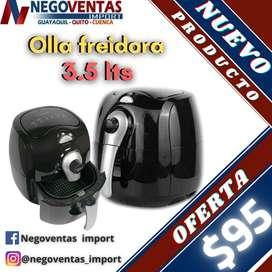 *PROMOCION* OLLA FREIDORA 3.5LT