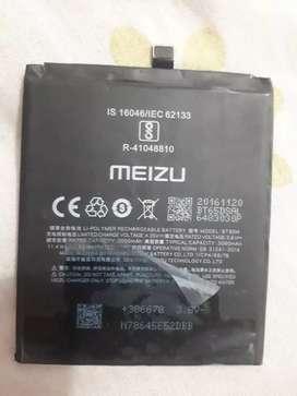 Meizu mx6 repuestos bateria