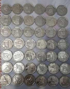 Colección de Monedas de Perú