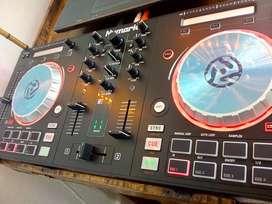 Numark Mixtrack Pro 3  (COMO NUEVA) Vendo O Permuto por Macbook o Mixer de audio, igual valor.
