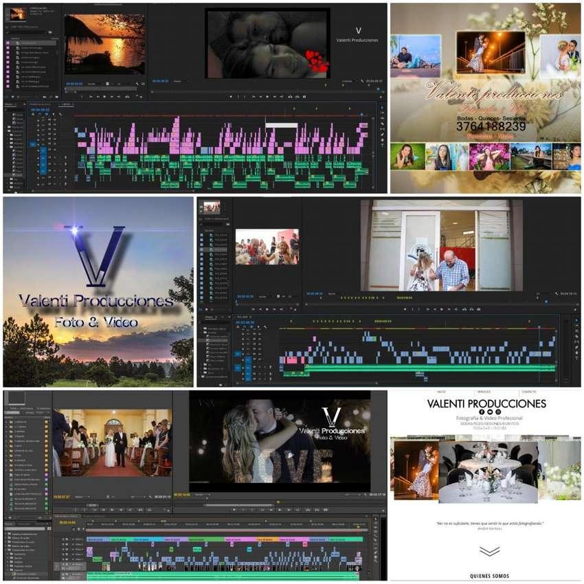 Fotografía Y Vídeo Promos 0