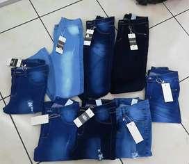 10 $ jeans de dama