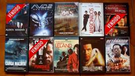 Películas originales en DVD Zona 4