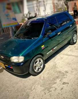 Chevrolet Alto 1.0cc