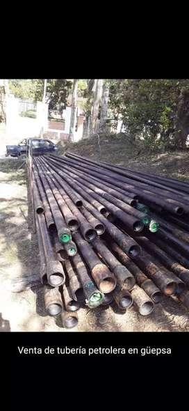 Venta de tubos petroleros de buena calidad