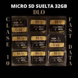 Micro SD Suelta 32 GB