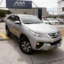 Toyota Fortuner 2.7 T/A 2017