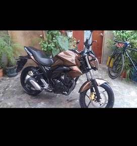 Moto Suzuki Gixxer 2018 154cc
