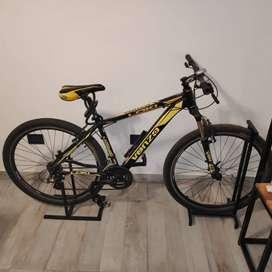 Bicicleta Venzo Loki Rodado 29 Frenos Hidraulicos