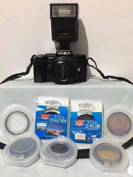 Cámara Fotográfica Minolta 7000
