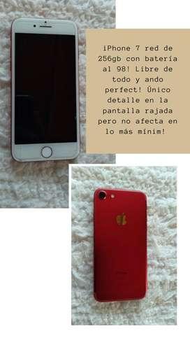 Iphone 7 red edicion limitada