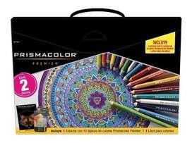 caja colores prismacolor premier x 12
