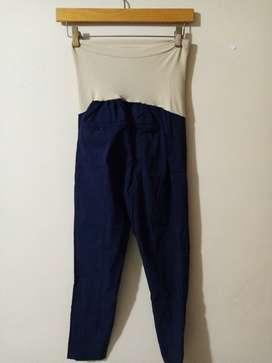 Pantalón Americano de Maternidad de segunda mano talla L