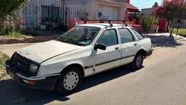 Sierra 87 con motor de coupé taunus 2.3