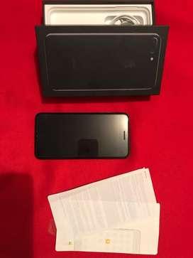 iPhone 7Plus 256Gb Jet Black.