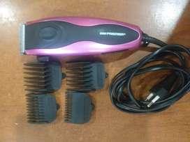Máquina de cortar el cabello
