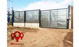 Terreno con cerramiento en alquiler, Las Brisas, Machala - 559