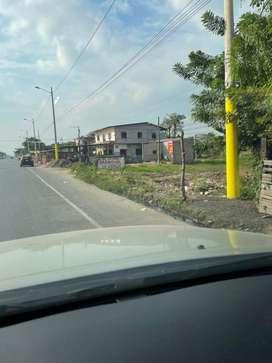 Terrenos peaje Nobol p/negocios varios