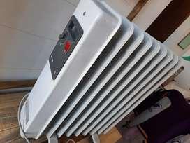 Hermoso Radiador electrico con termostato