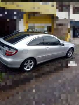 MERCEDES BENZ C220 COUPE 2006