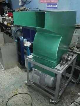 MOLINO PARA PLÁSTICO PET CANASTA PVC TATUCO SOPLADO espuma ICOPOR papel