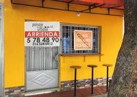 APARTAESTUDIO EN ARRIENDO EN BARRIO BLANCO