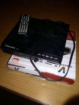 DVD videomax nuevo en caja