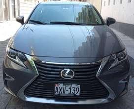 Vendo Lexus ES-250 2017, 20,000 Kms, Arequipa