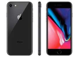 iPhone 8 space gray (negro) 64 GB