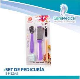 Set de Pedicuria - Ortopedia Care Medical
