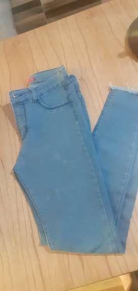 Jeans de dama usados buen estado