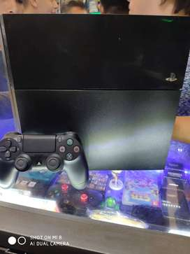Ps4 fat 500gb con garantia